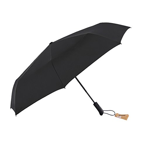 Tested 60 Mph Windproof Umbrella--Auto Open&Close-210TFabric Canopy-