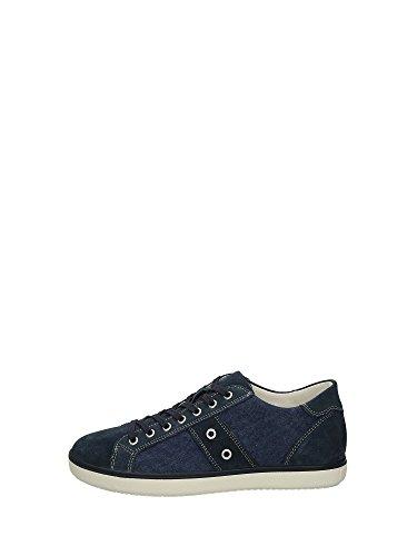 Imac 51101 Sneakers Basse Uomo Blu 42