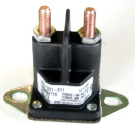 Amazon.com: Trombetta Plastic Spade Contactor 812-1221-211: Automotive