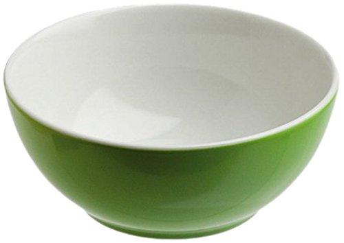 Tognana 14 cm 550 cc Bol en porcelaine Vert