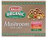 Kallo Bio Mushroom Brühwürfel 66g