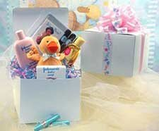 Baby Care Package - Buy Baby Care Package - Purchase Baby Care Package (Americana Floral & Gourmet Gift Company, Toys & Games,Categories,Stuffed Animals & Toys,Teddy Bears)