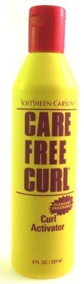 Care Free Curl Activator 8 oz. (Case of 6)