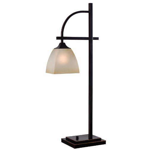 Kenroy Home 32290ORB Arch Table Lamp, Oil Rubbed Bronze Finish (Entry Table Lamp compare prices)