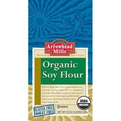 Arrowhead Mills Soy Flour Organic Gluten Free (22 Oz (1 Lb