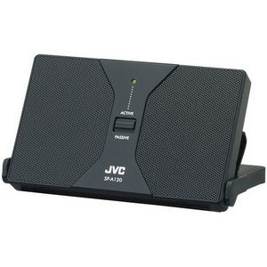 Jvc Sp-A120-B Portable Stereo Speaker System
