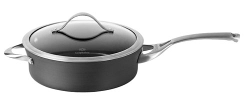Calphalon Contemporary Nonstick 3-Quart Saute with Glass Lid