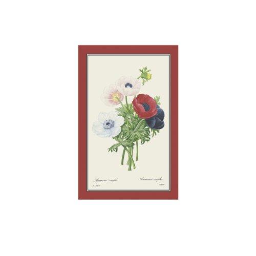 Ulster Weavers Floral Anemone Linen Tea Towel