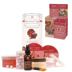 CUCCIO NATURALE Milk & Honey Scentual Spa Signature Service Enhancement Kit