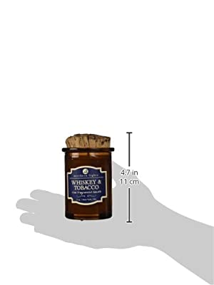 Best Cheap Deal for Northern Lights Candles Spirit Jar Candle, 5 oz, Whiskey & Tobacco from Northern Lights Candles - Free 2 Day Shipping Available