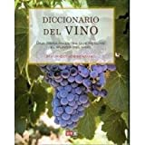 img - for DICCIONARIO DEL VINO. PRECIO EN DOLARES book / textbook / text book