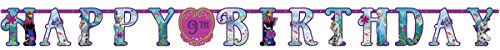 Buy Bargain Frozen Letter Banner 10 Ft.