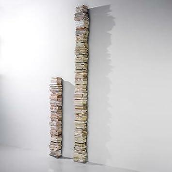 ptolomeo wall b cherregal wandregal 155 cm schwarz db709. Black Bedroom Furniture Sets. Home Design Ideas