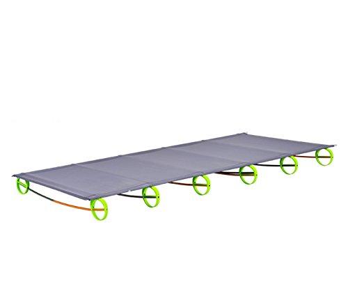 BRSキャンピングベッドアウトドア折りたたみ式ベッド超軽量テントベッド