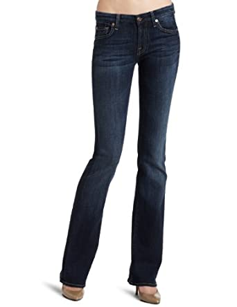 See 7 For All Mankind Women's Kimmie Bootcut Jean Full size and View details