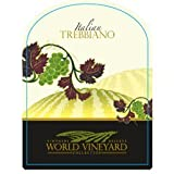 Wine Labels - World Vineyard Italian Trebbiano