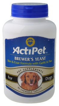 Solaray - Brewer's Yeast, 90 chewable tablets