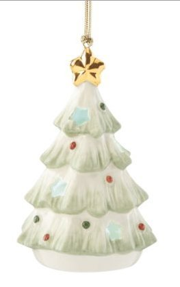 Lenox Color Changing Lit Ornament Tree