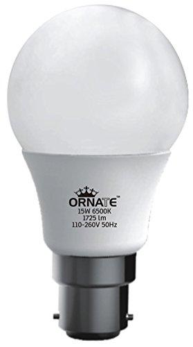 Ornate 15W 1725L LED Bulb (White)
