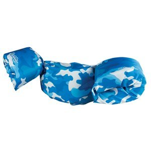 Stearns Puddle Jumper Deluxe Maui Series Life Jacket, Blue Camouflage