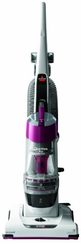 Bissell Cleanview Plus Rewind Bagless Upright Vacuum With Onepass Technology, 3583 back-7325