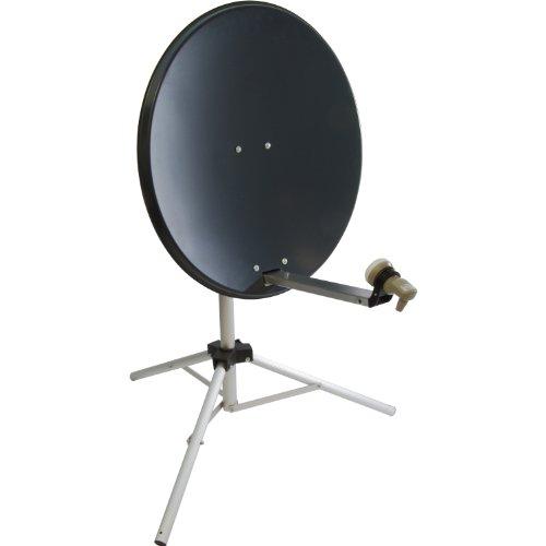 Satgear NK65g Portable Satellite Dish Kit for camping or caravan including 65 cm dish Black Friday & Cyber Monday 2014