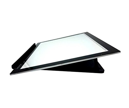 "Find Cheap Huion 17.7"" Extra Thin light PAD 5mm LED Drawing Copy Tracing Stencil Board Table Ta..."