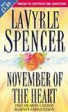 November of the Heart (0006476082) by La Vyrle Spencer