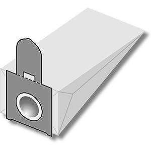 10 Staubsaugerbeutel passend für Hoover H 28, Material: Papier ( Entspricht Original-Beuteltyp: H 28) von eVendix