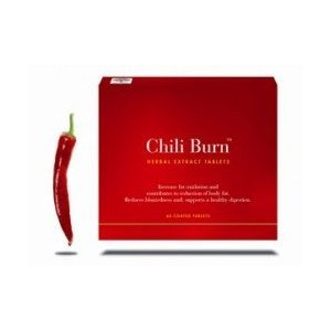 New Nordic Chili Burn - Helps Manage Weight And Digestion - 60 Tablets