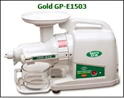 Tribest Green Power Gold Juice Extractor GP-E1503