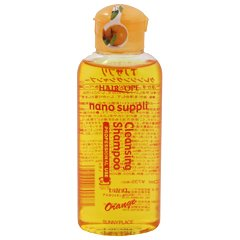 ヘアオペ ナノサプリシャンプー オレンジ 120ml