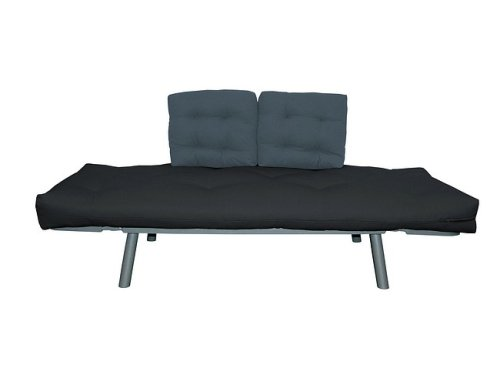 Sofa / Lounger with Coal/Pewter Cover - Digit Collection - 55-7119-CP