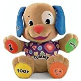 Fisher Price Laugh & Learn Puppy Childrens Educational Stuffed Animal Dog Toy