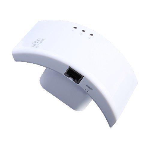 Wireless-N Wifi Repeater 802.11N Range Expander (Us Plug)