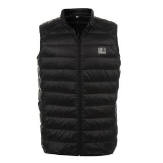 Karrimor Lightweight Down Gilet Mens Black Extra Lge