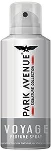 Park Avenue Signature Voyage Deodorant For Men, 100g/ 130ml