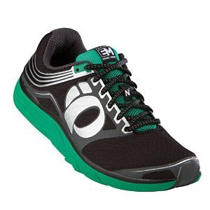 Pearl Izumi EM Road N2 Herren, Farbe: 2FJ black/shadow grey/green, Größe: US 9 (Euro 42,5)