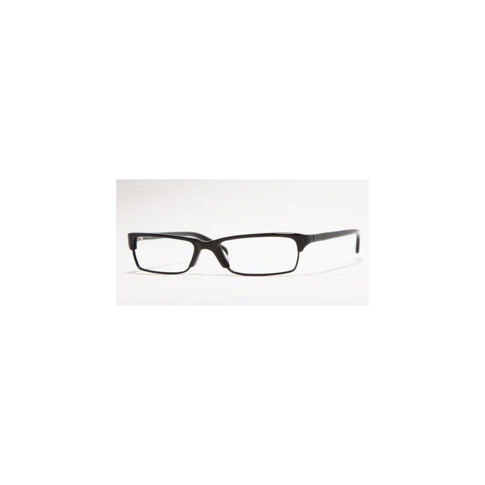 5ac8cef5d52e5 Brooks Brothers BB690 5003 Eyeglasses Black Demo Lens 54 17 140 on ...
