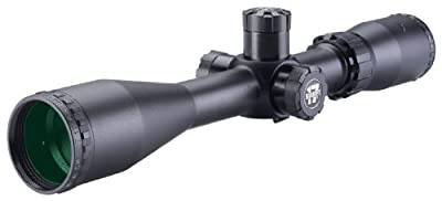 BSA 6-18X40 Sweet 17 Rifle Scope with Side Parallax Adjustment and Multi-Grain Turret by Bsa