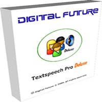TextSpeech Pro Deluxe Text-to-Speech Converter for Windows with AT&T Natural Voices