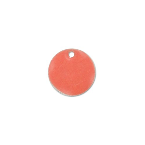 ronds-email-epoxy-8-mm-rose-corail-x10