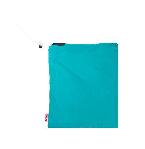 NUBY Washable Wet Bag, Teal - 1