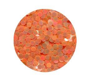 ピカエース 丸蛍光 2mm#445 オレンジ