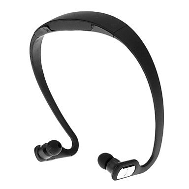 Bh505 Sports Stereo Neck-Band Bluetooth Headset With Mic For Samsung Htc Sony Lg Nokia Iphone ( Color : White )