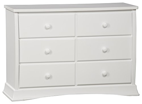 Find Cheap Delta Children Bentley Six Drawer Dresser, White