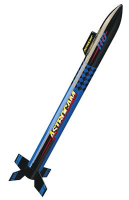 Tomahawk Cruise Missile Model Rocket by Quest Rocketry ...