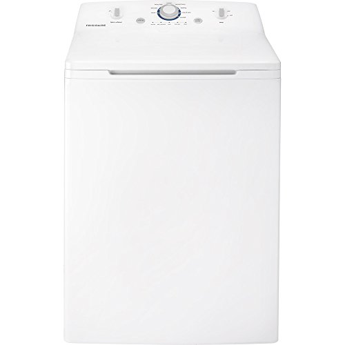 Frigidaire FFTW1001PW 3.4 Cu. Ft. White Top Load Washer
