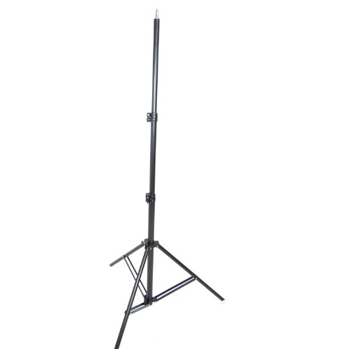 DynaSun W957 250cm 8.2ft Professional Heavy Duty Stand Lighting with Anti-Shock System for Light Flash Lighting Studio Photo, Video and Photography