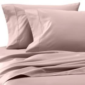 1200 Thread Count Egyptian Cotton 1200TC Bed in a Bag, Full, Pink Solid 1200 TC - Sheet Set, Duvet Set and Down